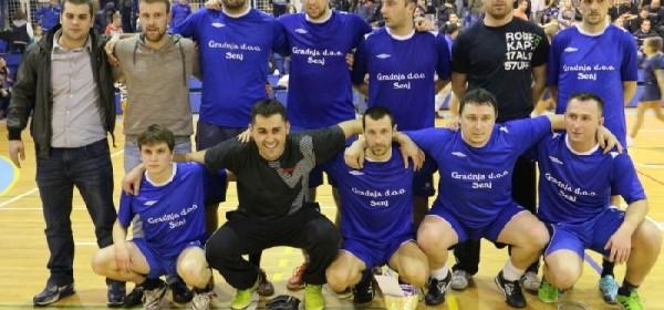 Cimpa Rampa iz Senja najbolja ekipa na turniru MAKA u Otočcu
