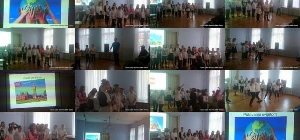 Koncert dječjeg pjevačkog zbora Stars GPOU-a Otočac