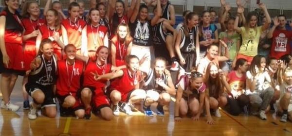 ŽKK Vodice pobjednik 9.turnir za mlađe kadetkinje