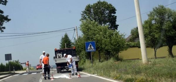 Bijele crte na prometnicama