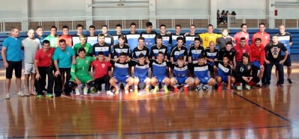 U Otočcu završen futsal kamp mladih selekcija Hrvatske reprezentacije