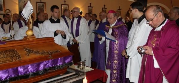 Pokopan vlč. Mate Pavlić