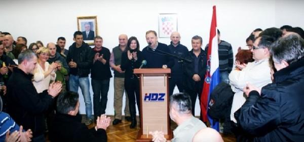 Euforija u GO HDZ Otočca !