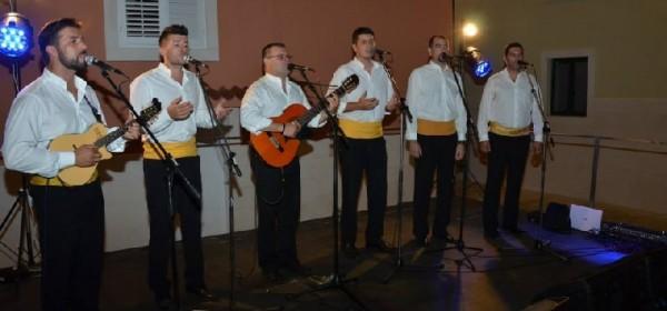 Koncert klape Sebenico u Novalji