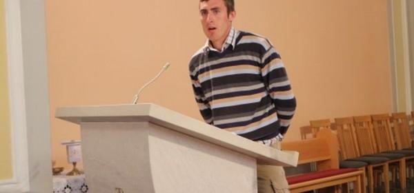 Svjedočenje mladića Roberta iz Zajednice Mondo Nuovo