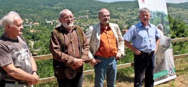 Službeno otvoren novi obor za medvjede u Utočištu Kuterevo