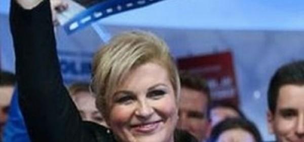 Povijesna noć - Hrvatska dobila prvu predsjednicu