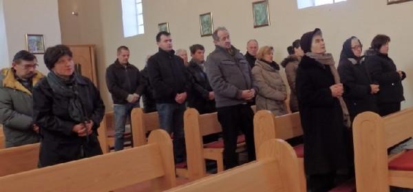 Sveta Misa u Dabru