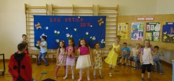 Proslavljen Dan dječjeg vrtića Tratinčica u Brinju