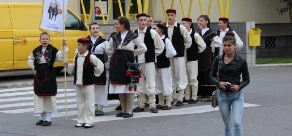 Još malo o Smotri: mladi pazariški folkloraši