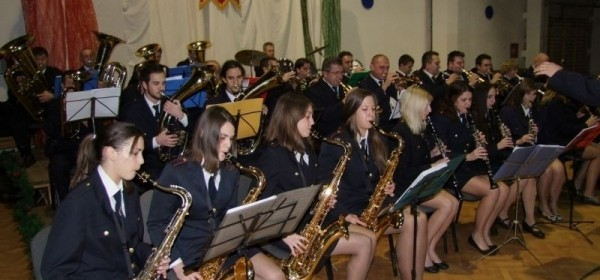 Sutra proslava 125.godina Puhačkog orkestra DVD-a Otočac
