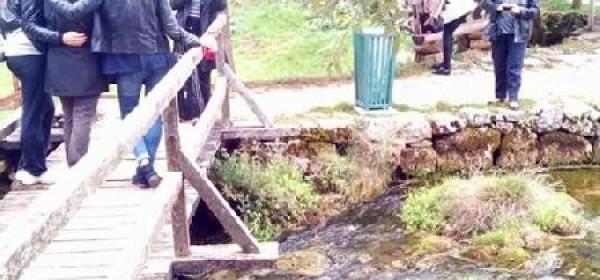 Jesen na Majerovu vrilu u Sincu