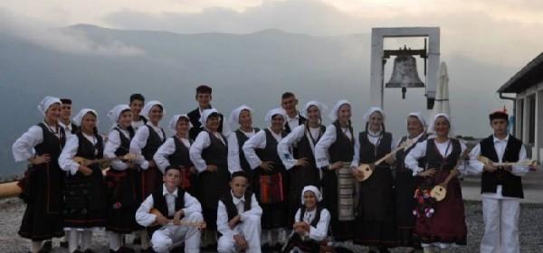 Božićni koncert KUD-a Dangubice