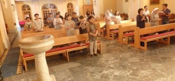 Grupa hodočasnika iz Koreje slavili misu u Otočcu