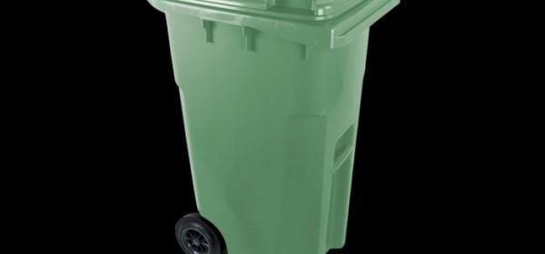 Podjela spremnika za otpad - plastičnih kanata od 120 lit.