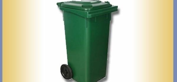 Obavijest o podjeli spremnika za otpad (plastične kante 120 l)