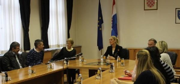 Posjeta turskog izaslanstva iz sektora obrazovanja Ličko–senjskoj županiji