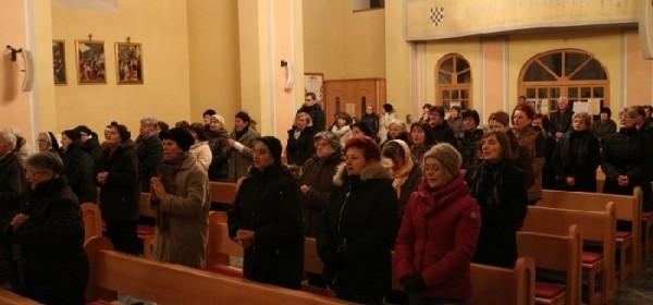 Susret župa Lešće i Prozor – prvi dan programa za proslavu Sv.Fabijana i Sebastijana