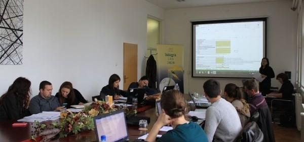 LAG LIKA nastavlja s edukacijama ruralnih animatora u sklopu projekta INTEGRA LIKA 2020