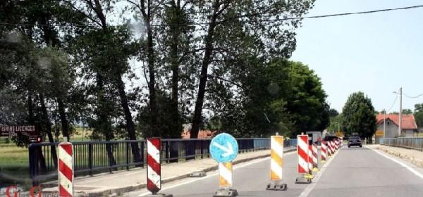 Sanira se most Čovići u Ličkom Lešću