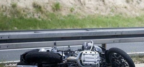 Kod Svetog Jurja poginuo motociklist