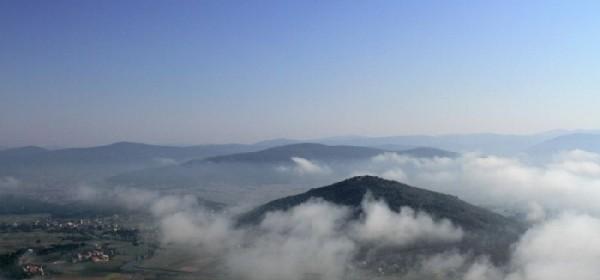 Magla iz Gacke doline