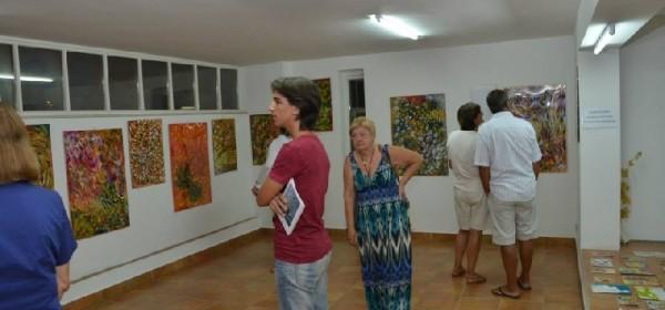 Otvorenje izložbi u Gradskom muzeju Novalja
