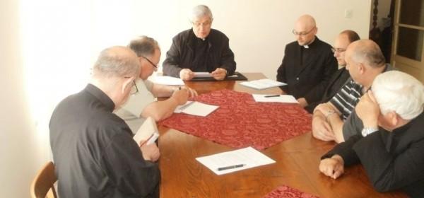 U Senju održan međudekanatski sastanak