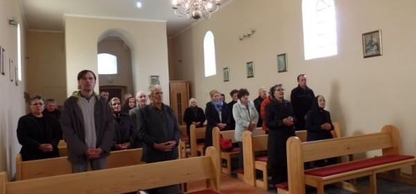 Misa u Dabru na petu vazmenu nedjelju