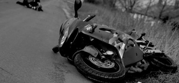 Vozač motocikla teško ozlijeđen u prometnoj nesreći na Ljubovu