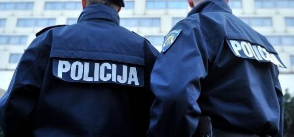 Prijetio policajcu u Novalji