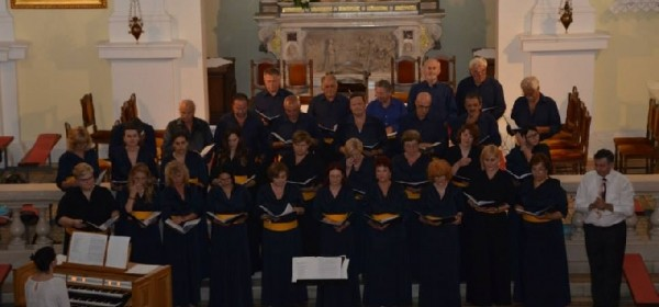 Koncert Gradskog zbora Novalja