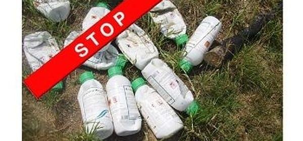 Akcija zbrinjavanja praznog ambalažnog otpada sredstava za zaštitu bilja