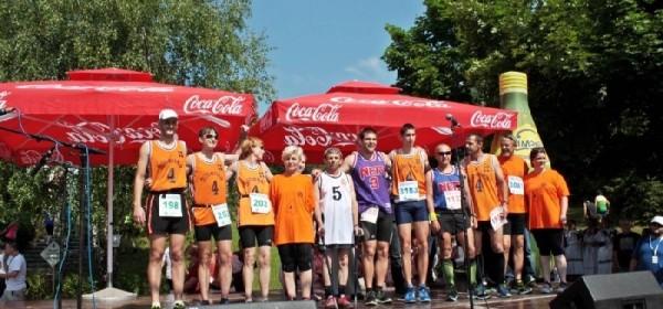 Na Plitvičkom maratonu  Joel Maina Mwangi  iz Kenije s najboljim vremenom