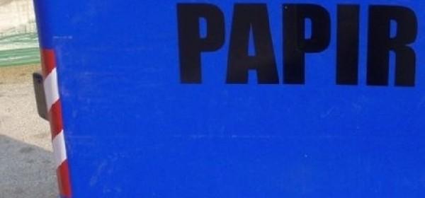 Gacka d.o.o. prikuplja i papir iz kućanstava