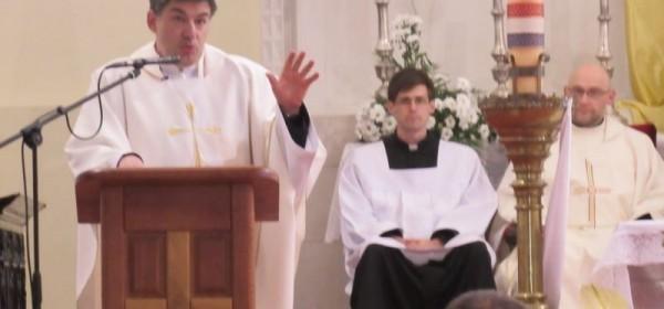 Proslava Nedjelje Dobrog Pastira u Senjskoj katedrali