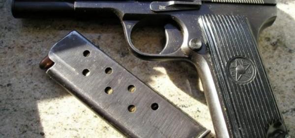 Neovlašteno posjedovao pištolj