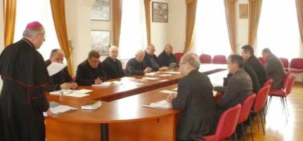 U Gospiću održana sjednica Prezbiterskoga vijeća
