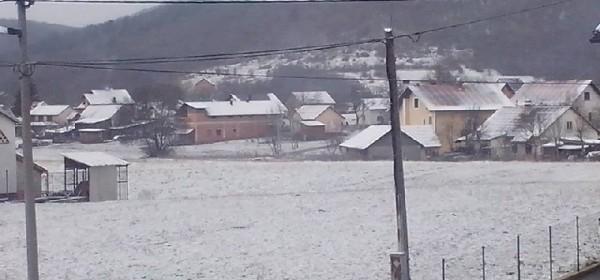 """Jutros od sniga samo """"S"""""""