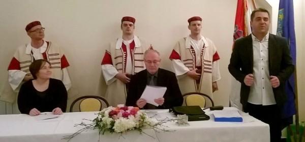 """Društvo Senjana i prijatelja Senja """"Nehaj"""" u Zagrebu"""
