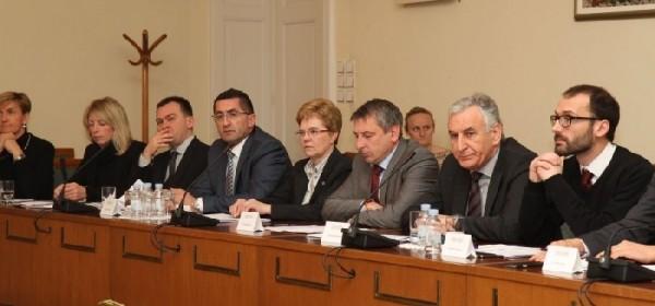 Izaslanstvo RH u Odboru regija na radnom sastanku u Hrvatskom saboru