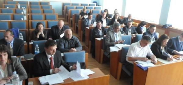 """Gradsko vijeće: Najaktualnije pitanje glomaznog otpada i NK """"Croatia"""""""