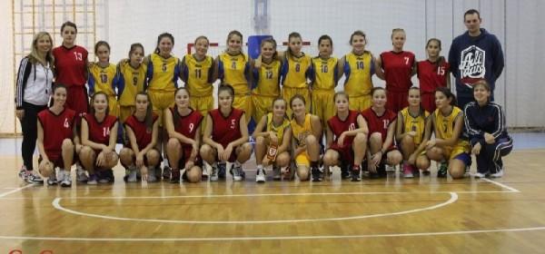 Kadetkinje ŽKK Otočac pobijedile ekipu ŽKK Viškovo