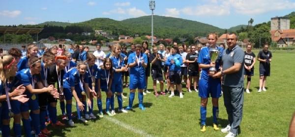 Odigrana završnica ženske mladeži u nogometu