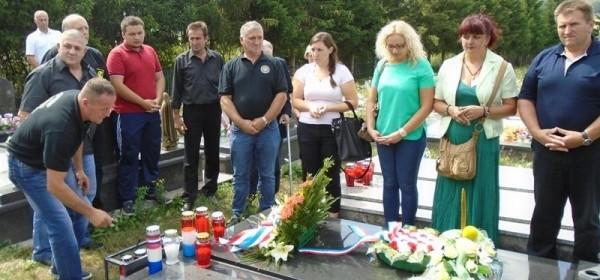 Misa zadušnica za hrvatskog branitelja Zlatka Tominca
