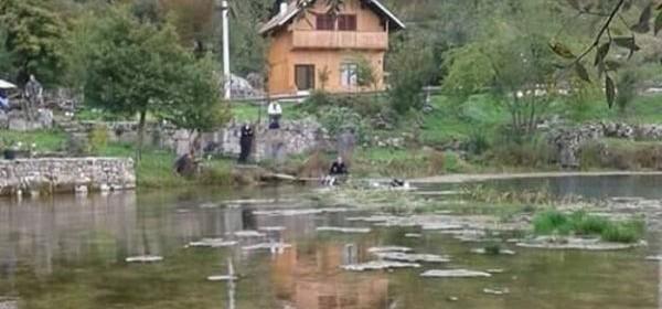 Međunarodno ronjenje na Majerovom vrilu u Sincu