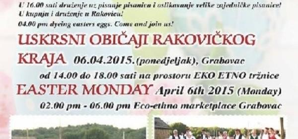Uskrsni sajam u Rakovici