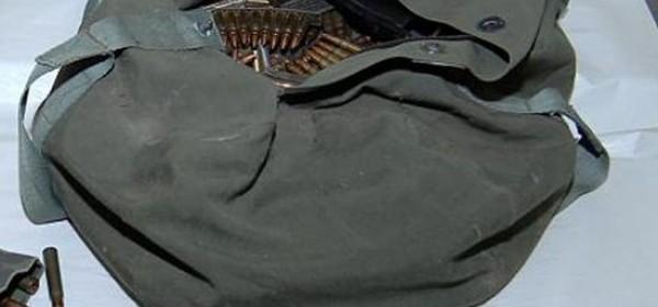 U Prozoru pronašao torbu punu streljiva