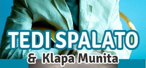 Koncert - Tedi Spalato i Klapa Munita u petak u Novalji