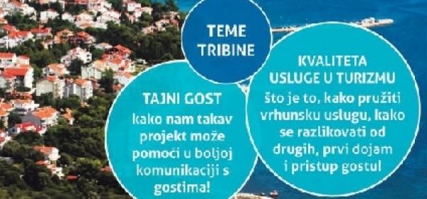 Tribina za građane i turističke djelatnike